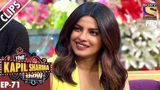 Dr Mushoor Gulati Meets Priyanka Chopra  The Kapil Sharma Show – 1st Jan 2017