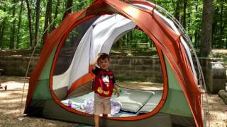 REI Kingdom Tent Review