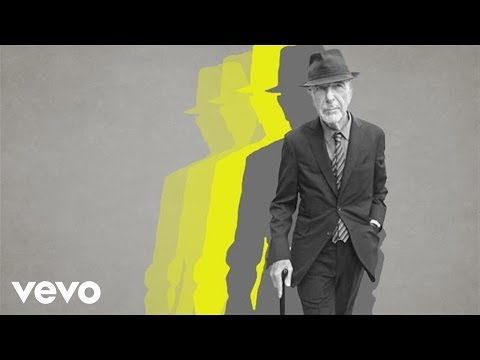 Leonard Cohen - Almost Like the Blues (Lyric Video)