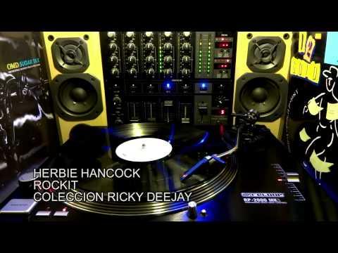 herbie hancock - rockit (extended) HD