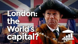 Why LONDON grows faster than NYC? - VisualPolitik EN