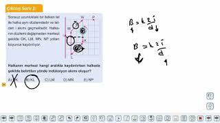 Eğitim Vadisi 11.Sınıf Fizik 22.Föy Elektrik ve Manyetizma 3 Konu Anlatım Videoları