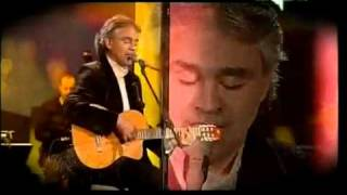 Andrea Bocelli - La canzone dell'amore perduto