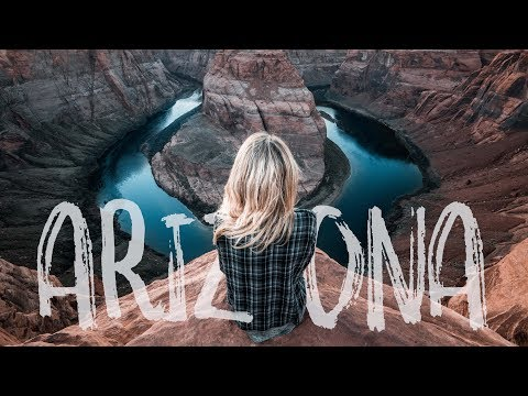 TRAVELLING ARIZONA 2017