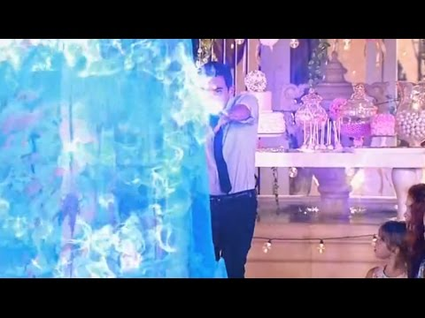 Spell Every Witch Way - Battle Between Jake & Diego