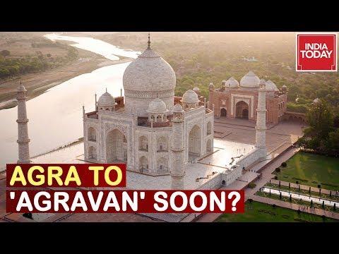 Yogi Government Plans To Change Name Of Agra District To 'Agravan'