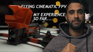 First 7 weeks flying an FPV Drone // A chat about my Experience so far