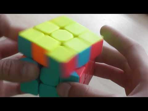 Кубик рубика 3 на 3 (собираю)
