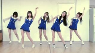 Танцы, Waveya - Rum pum pum pum (f(x))