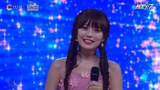 """Chết ngất trước dàn """"soái ca"""", """"mỹ nữ"""" xứ Hàn có giọng ca ngọt ngào tại Giọng Ải Giọng Ai"""