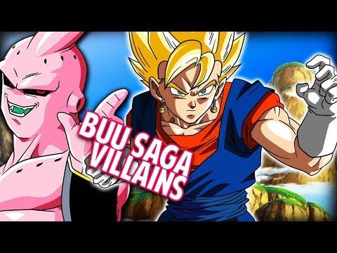 VILLAINS DESERVE A CHANCE! Vegito | Buu Saga Category Team | Dragon Ball Z Dokkan Battle