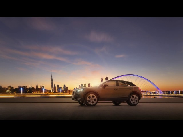Audi Middle East Behind the Scenes