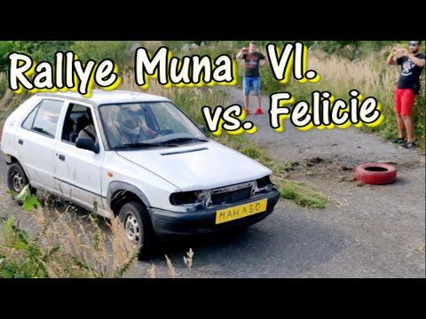Event-VLOG #102 - Jedeme Rallye s Felicií ! (Rallye Muna VI.)