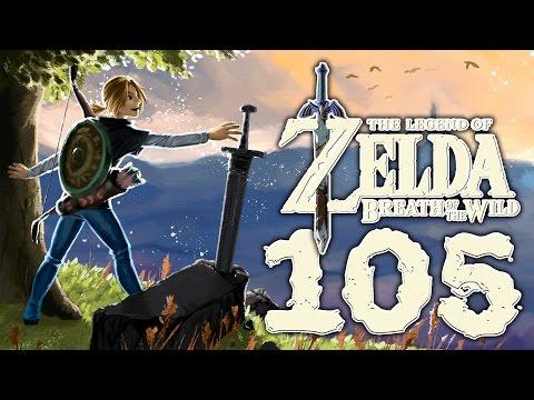Let's Play Zelda Breath of the Wild [German][Blind][#105] - Geschenke der Amiibo!