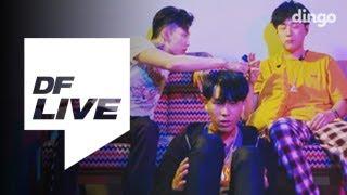 iffy || Jay Park + Sik-K + pH-1 || Live || Prod. GroovyRoom [DF LIVE]