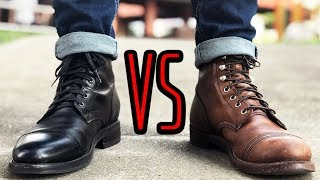 Black Boots OR Brown Boots??