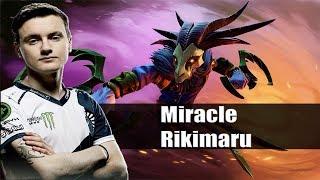 Dota 2 Stream: Liquid Miracle playing Rikimaru