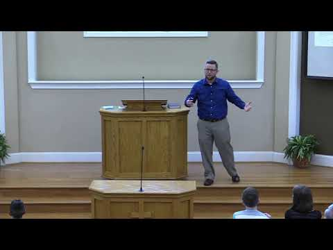 The 5 Parts of Calvinism - Part 1 - Total Depravity by Timothy Fleming
