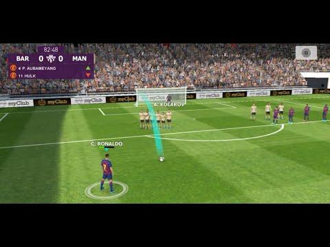 Pes 2020 Mobile/ Barcalona vs Manchester United- Bình Luận Tiếng Việt Mod