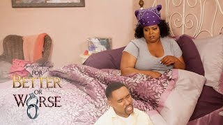 Jennifer Gives Richard A Reality Check | Tyler Perry's For Better Or Worse | Oprah Winfrey Network