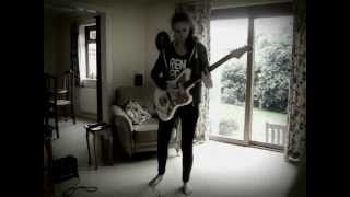 Feeder - Renegades - Guitar cover
