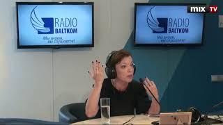 """Российский журналист Мария Макеева в программе """"Встретились, поговорили""""  #MIXTV"""