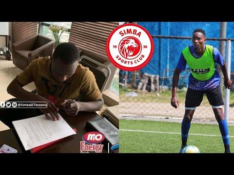 Deal Done;Edward Charles Manyama Asaini Na Simba Sc Miaka Miwili|Gadiel Kurejea Yanga