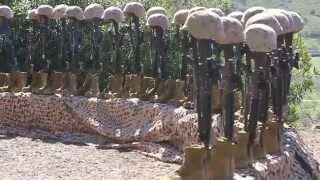 Remembering Fallen Marines In Battle Of Ramadi