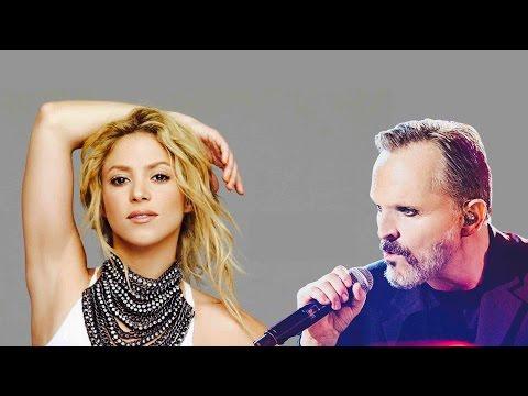 Si Tu No Vuelves - Miguel Bosé & Shakira (Letra)