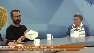 """Popüler: Yeni Paul Auster kitabı """"4 3 2 1"""" Konuk: Seçkin Selvi ve Can Öz"""