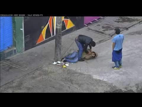 Tacna: Cámaras de vigilancia captan asalto a plena luz del día