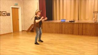 Dog River Blues Linedance