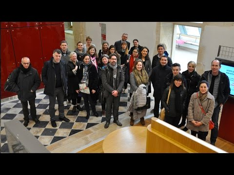 Guidance counselors talk about Sciences Po (Reims campus-March 2016)