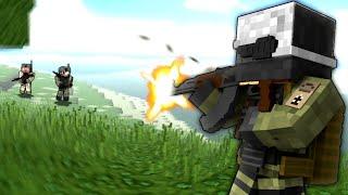 ALONG THE COAST! - Minecraft Zombie Apocalypse #26 - Decimation Mod