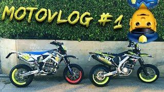 MOTOVLOG #1 | IN DOPPIA COL CRIMINALE!