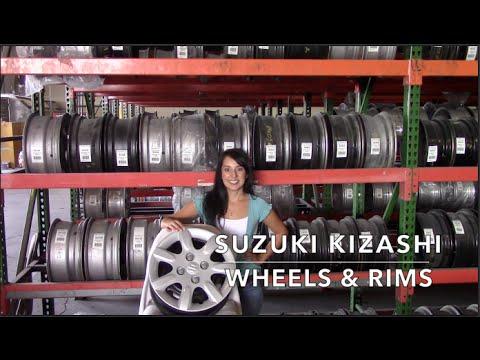 Factory Original Suzuki Kizashi Rims & OEM Suzuki Kizashi Wheels – OriginalWheel.com