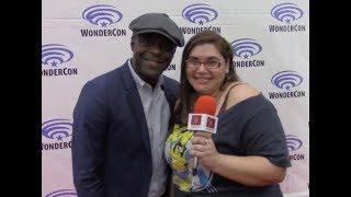 Interview de Paterson Joseph par yael.tv (VO)