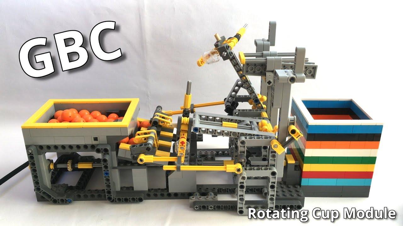 Lego GBC Rotating Cup Module