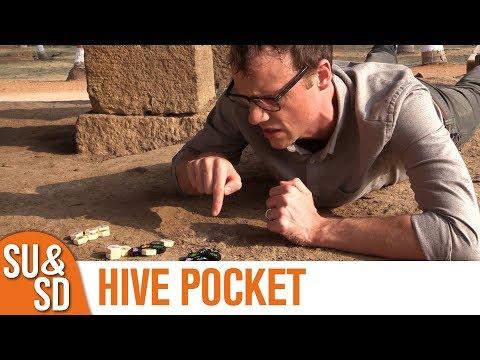3a5c45051 Características. Marca Gen42 Games  Nome do jogo de tabuleiro Hive Pocket  ...
