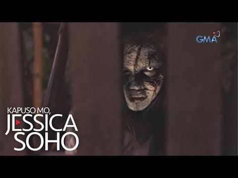 Kapuso Mo, Jessica Soho: White lady, na-hulicam sa tulay ng San Rafael, Bulacan