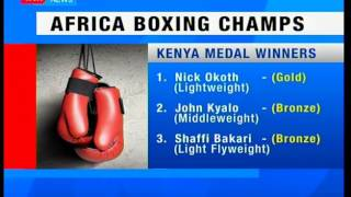 Nick Okoth to lead a jubilant team to World Boxing championships in Hamburg-Germany
