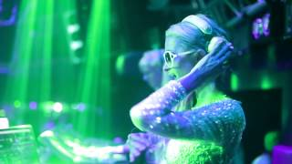 Paris Hilton Foam  Diamonds  Amnesia Ibiza Season 2014