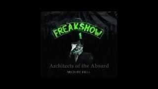 Arch of Hell - Freakshow (2016) FULL ALBUM