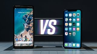 iPhone X vs Pixel 2 XL: We're All Wrong | Kholo.pk