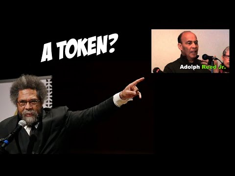 Dr. Cornel West says what he thinks of Adolph Reed Jr.