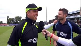 TMS v Tailenders match, BBC Test Match Special, 17/08/18, part 1