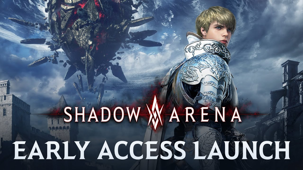 Shadow Arena, Pearl Abyss' Black Desert Battle Royale Spin-Off Is Now Live On Steam