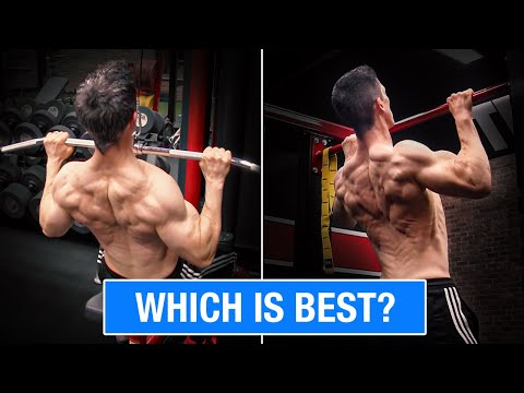 Free Weight vs. Bodyweight Exercises (BACK EDITION!)