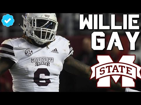 UNDERDOG   Official Willie Gay Mississippi State Highlights