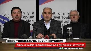Doğu Türkistan'da büyük soykırım!